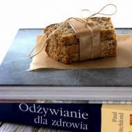 Chleb żytnio-jaglany z ziarnami