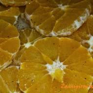 Schłodzone pomarańcze w karmelu Nigelli