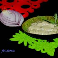 Majonezowy sos z awokado