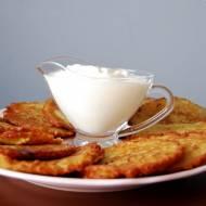 Placki ziemniaczane bez dodatku mąki