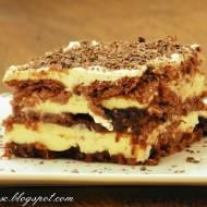 Chałwowiec ciasto bez pieczenia
