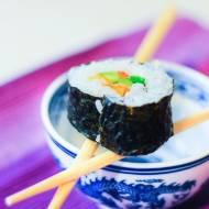 Domowe sushi – najprostsze i najlepsze