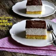 Waniliowe ptasie mleczko - pyszne ciasto