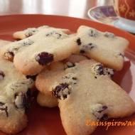 Ciasteczka z rodzynkami