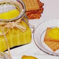 Krem cytrynowy ( Lemon Curd )