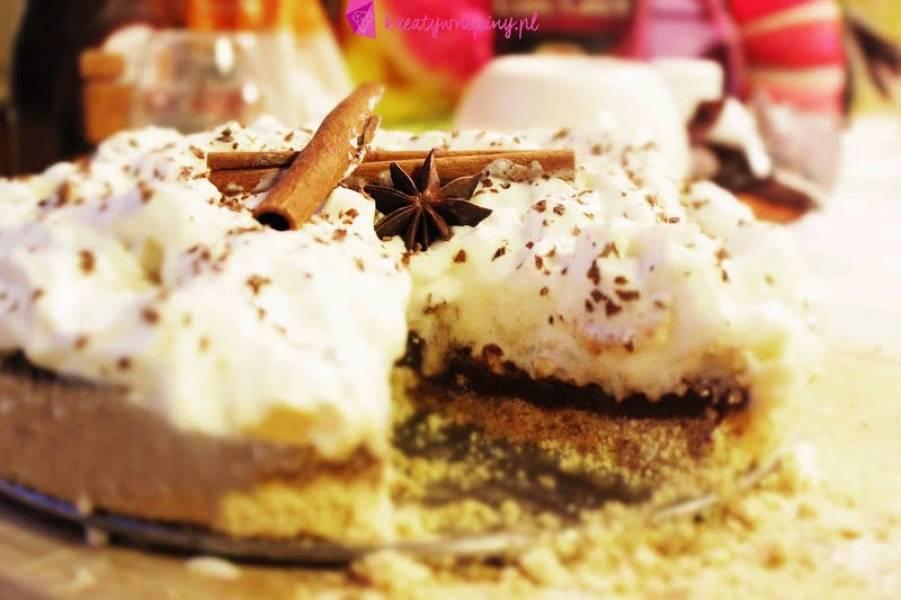 Czekoladowe banoffee, szybkie ciasto bez pieczenia