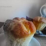 Muffinki Jogurtowe z płynną czekoladą