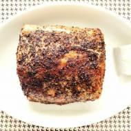Aromatyczny schab pieczony z herbatą Earl Grey. Idealny na Wielkanoc