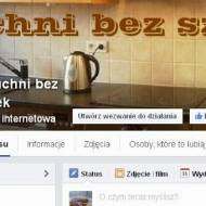 Fanpage na FB i Cook'd