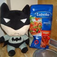Makaron Lubella Vega z pomidorami