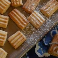 Maślane ciasteczka widelcowe