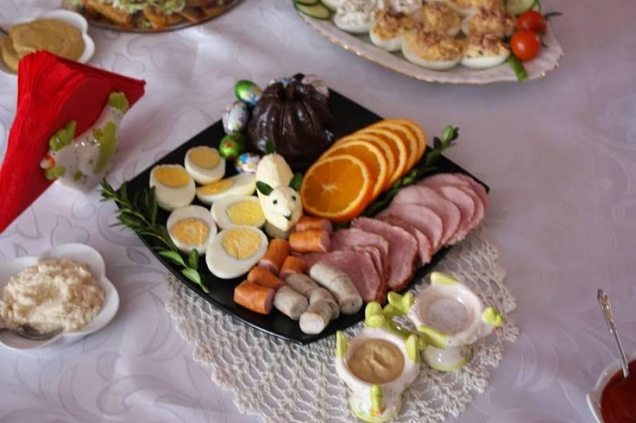 Na Świątecznym stole-Wielkanocne menu