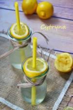 Cudowny napój cytrynowy