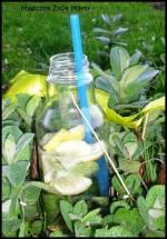Woda smakowa - cytryna z miętą