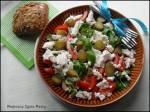 Zdrowa sałatka po włosku