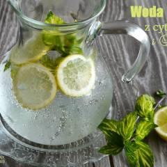 jak zrobić wodę z cytryna