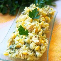 Ryżowa sałatka curry