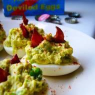 YumYum DEVILED EGGS – FALLOUT – jajka faszerowane awokado z bekonem
