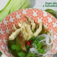 Zupa pho z kurczakiem z wolnowaru