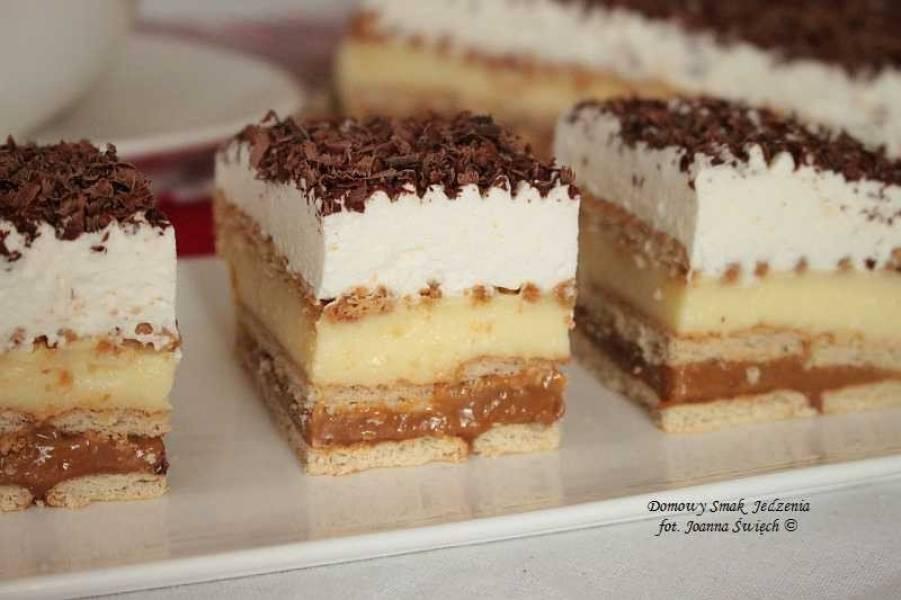 Przepis Na Ciasto A La 3 Bit Bez Pieczenia Domowy Smak Jedzenia