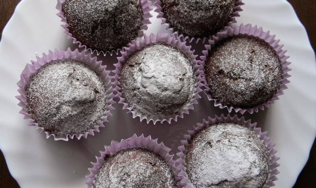 Babeczki czekoladowe (bezglutenowe)