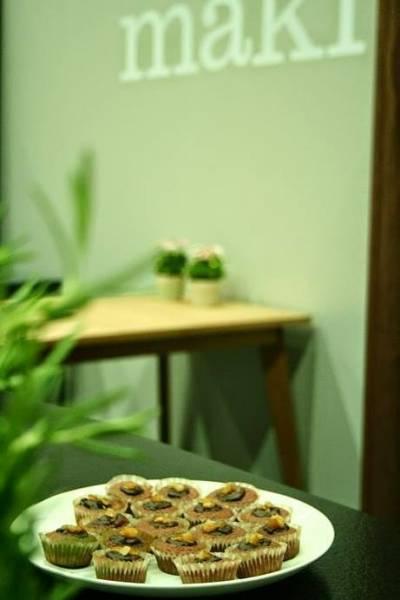 Mini muffinki