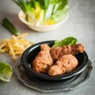 Pikantne udka kurczaka w chrupiącej panierce
