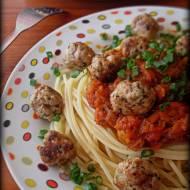 Spaghetti bolognese- najprostsze i najlepsze! :)