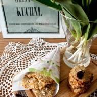 Ciasteczka z quinoa i migdałami