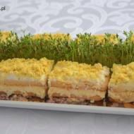 Ciasto - Sałatka
