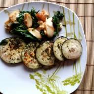 Jem zdrowo: Bakłażan z jarmużem