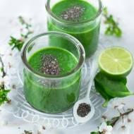 Zielony koktajl - śniadaniowa bomba witaminowa