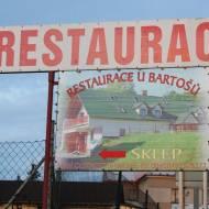 Restauracja U Bartošů - Otovice, Czechy