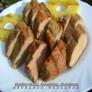 Słodko-ostra polędwica wieprzowa