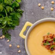 Zupa krem z żółtego groszku