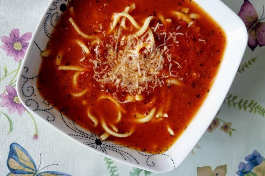 Najlepsza zupa pomidorowa