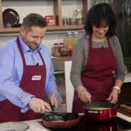 Kulinarne przygody Gatity w telewizyjnym