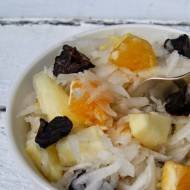 Surówka owocowa z białej rzodkwi, po raz kolejny