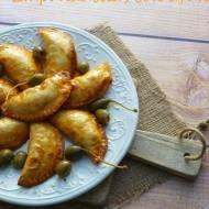 Empanadillas con atun, czyli hiszpańskie pierożki