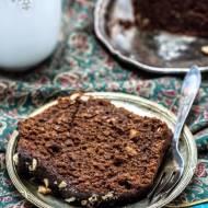 Mocno czekoladowe ciasto z kaszą gryczaną