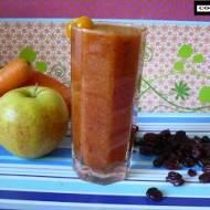 Koktajl z rumiankiem i marchewką