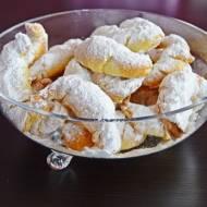Kruche rogaliki bez cukru i jajek z marmoladą