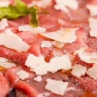Przepis na… – carpaccio, smak surowych Włoch