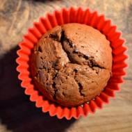 Szokoladowe babeczki (Muffiny brownies ;) )