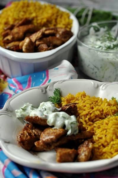 Shawarma / shoarma drobiowa