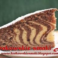 Ciasto Zebra na Mirindzie