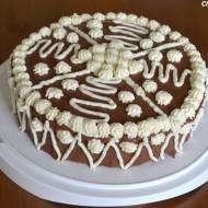Torta łorzechowo-szokoladowoł ze apfylzinōm (Tort orzechowo-czekoladowy z nutką pomarańczy ;) )