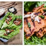 Wieprzowina po koreańsku z grilla dwaejibulgogi