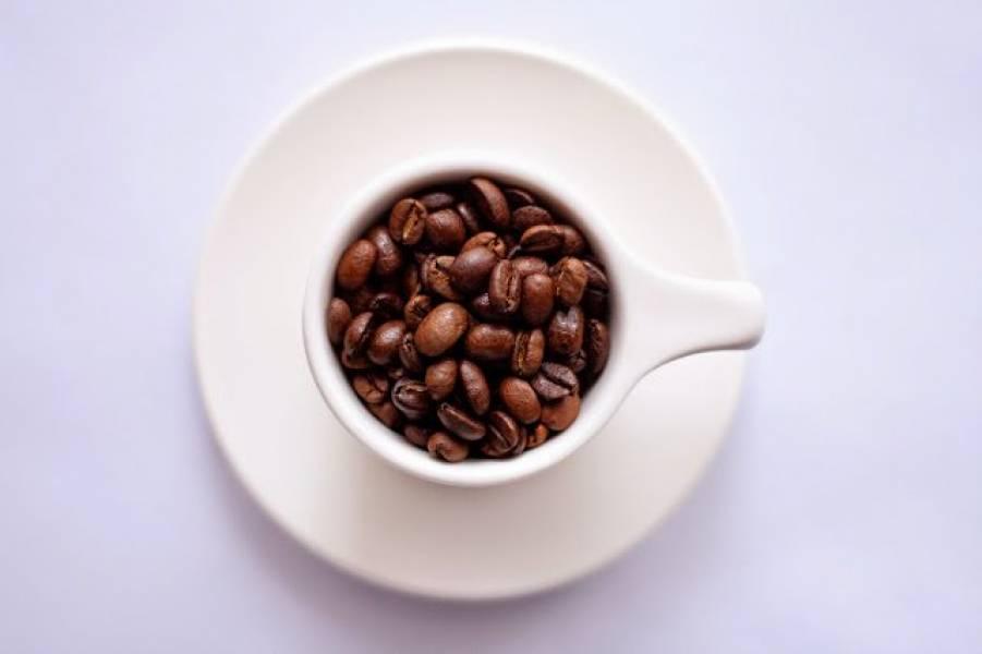 Kawa nie tylko do picia czyli prosty domowy scrub ujędrniająco-nawilżający