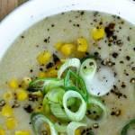 Pyszna, dietetyczna zupa kukurydziana - 300 kcal